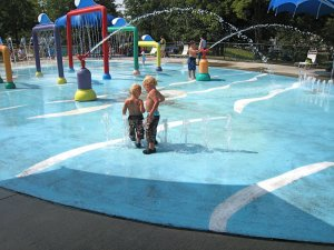St Louis Park Splash Pad Mommyapolis