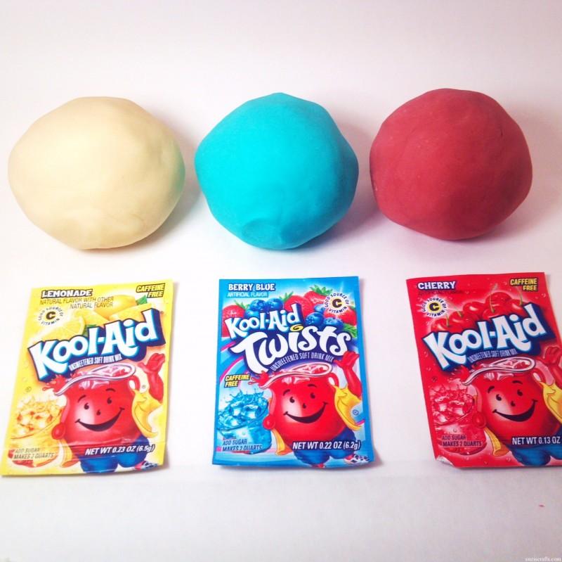 Kool Aid Printable Kool-aid Playdough Recipe