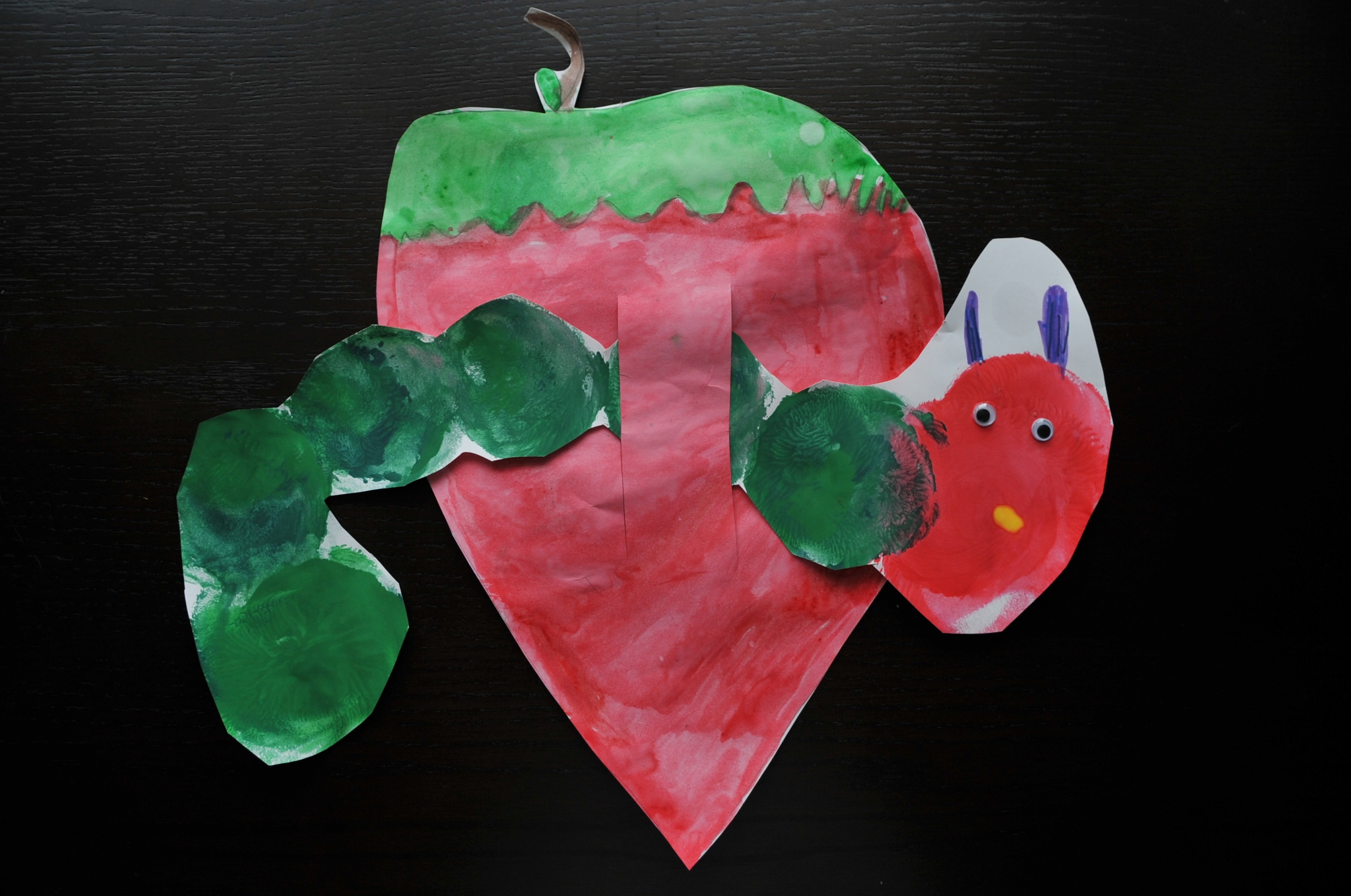 The Very Hungry Caterpillar Project