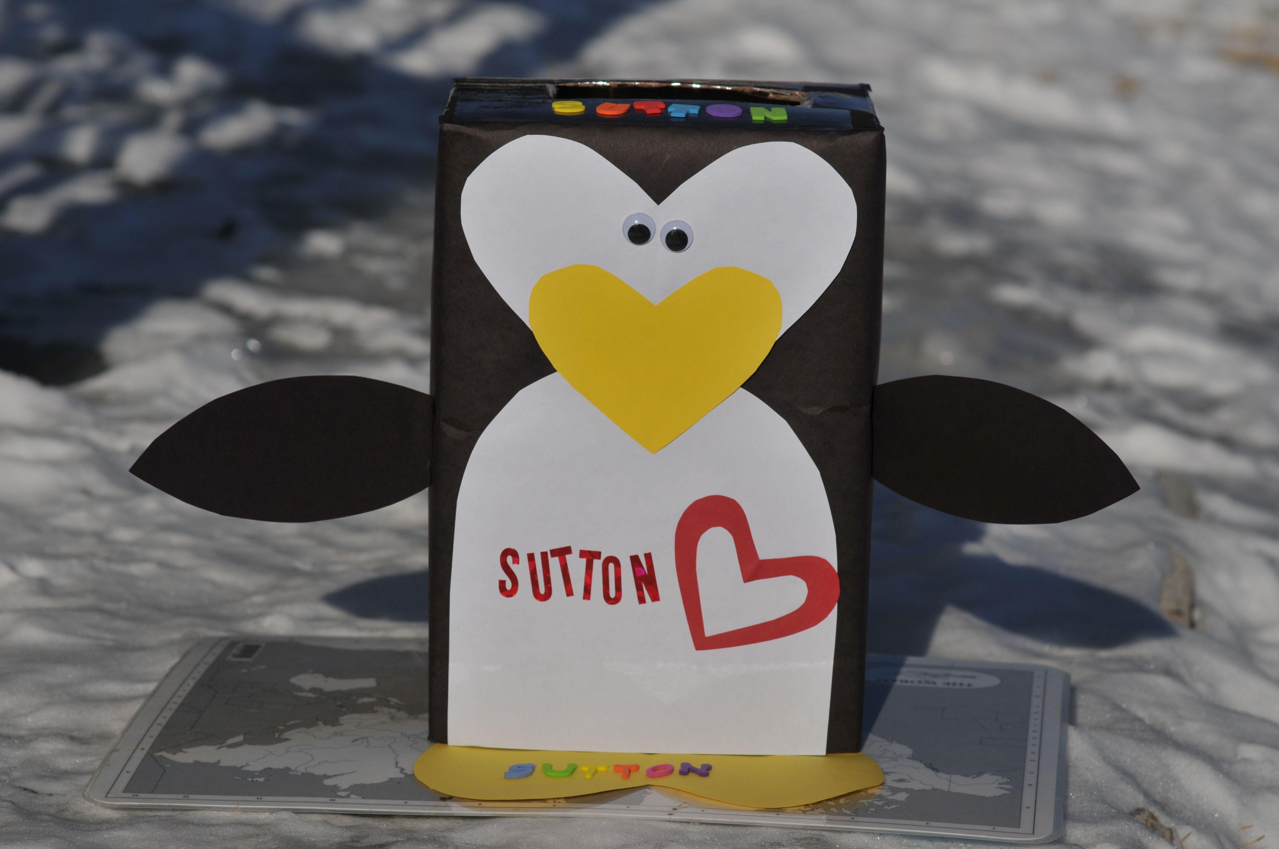 Penguin Craft (Valentine
